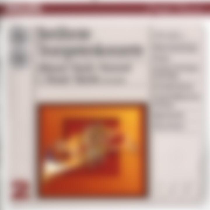 Berühmte Trompetenkonzerte 0028946402825
