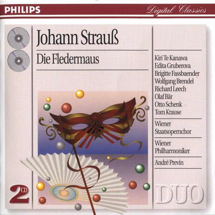 Strauss, J. II: Die Fledermaus 0028946403125