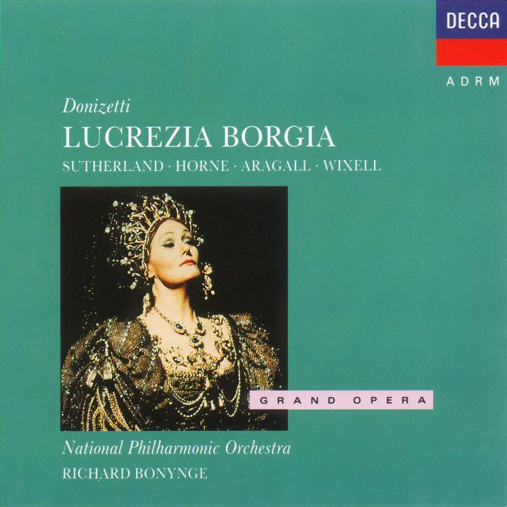 Lucrezia Borgia 0028942149726