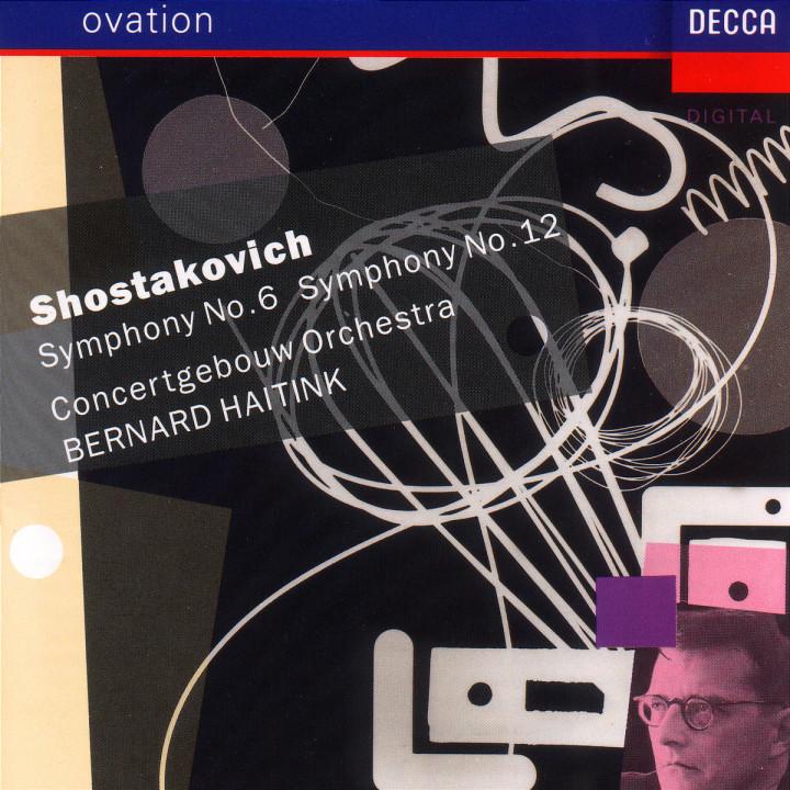 Shostakovich: Symphonies Nos.6 & 12 0028942506725