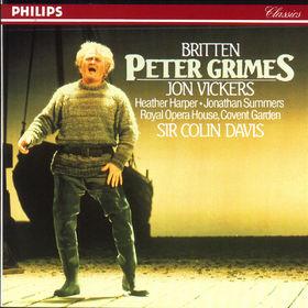 Benjamin Britten, Peter Grimes, 00028943257824