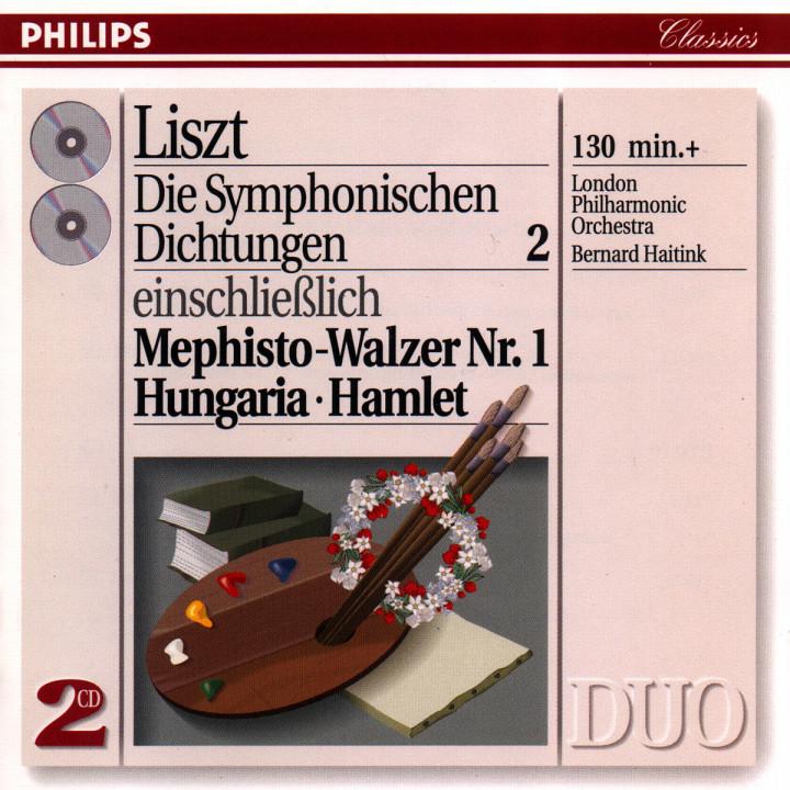 Die sinfonischen Dichtungen (Vol. 2) 0028943875422