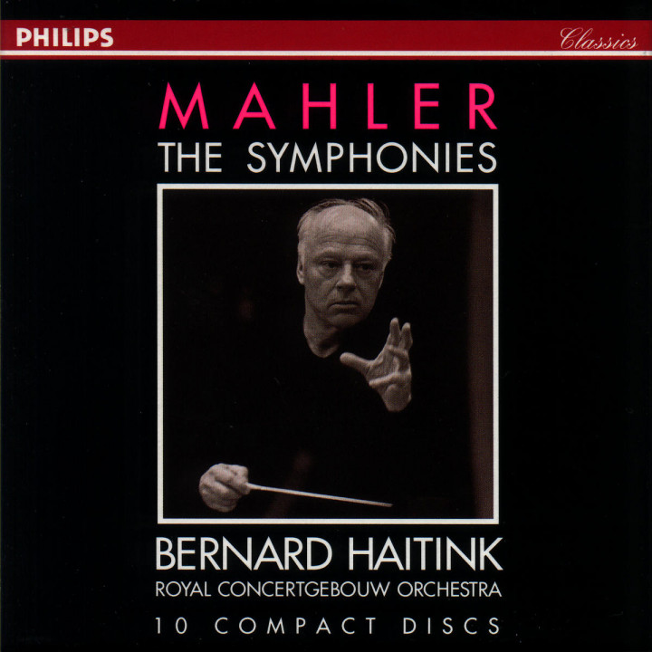 Mahler: The Symphonies 0028944205026