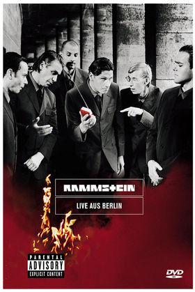 Rammstein, Live aus Berlin, 00044006107127
