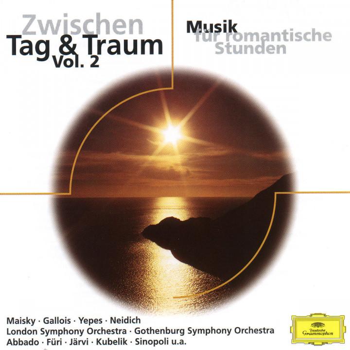 Zwischen Tag & Traum (Vol. 2) - Musik für romantische Stunden 0028946327423