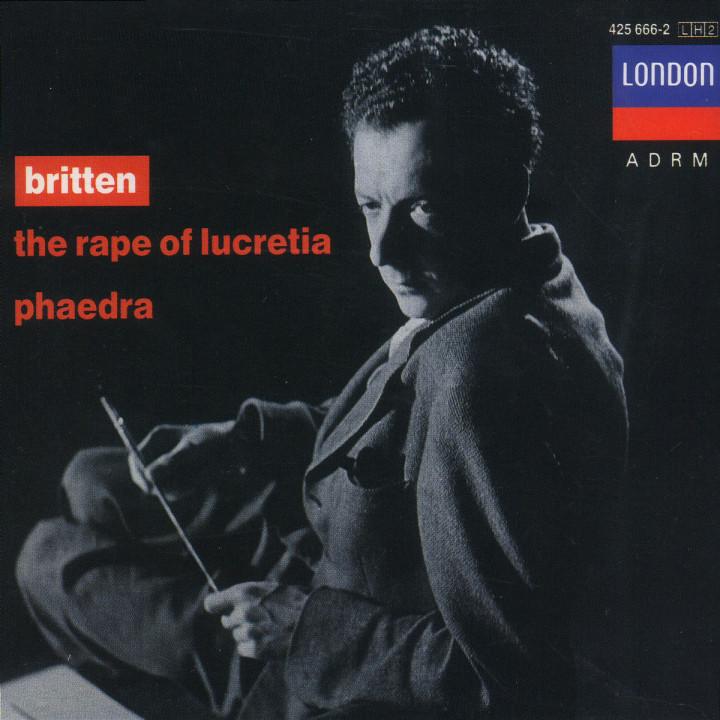 Britten: The Rape of Lucretia; Phaedra 0028942566620