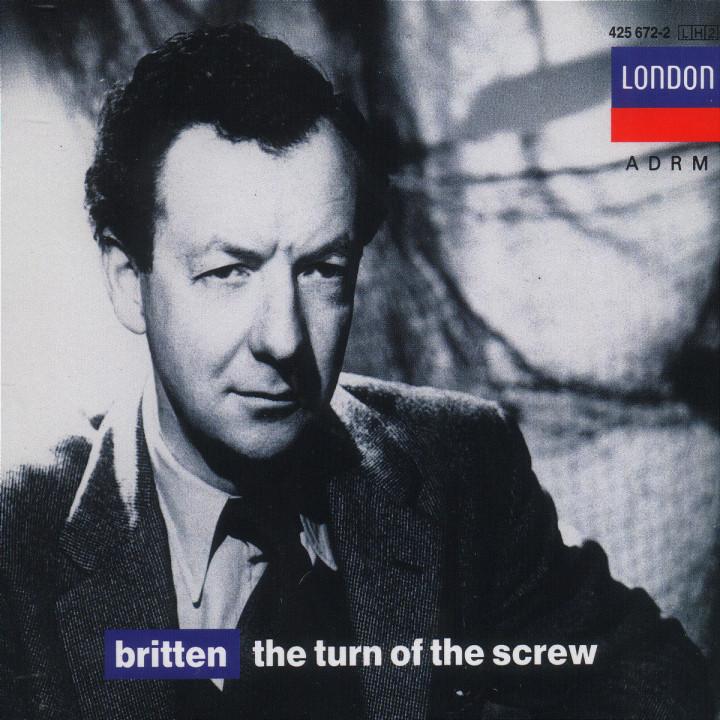 Britten: The Turn of the Screw 0028942567229