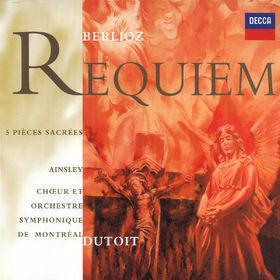 Hector Berlioz, Requiem, 00028945892122