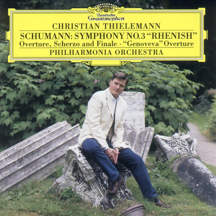 "Schumann: Symphony  No.3 ""Rhenish"" 0028945968027"
