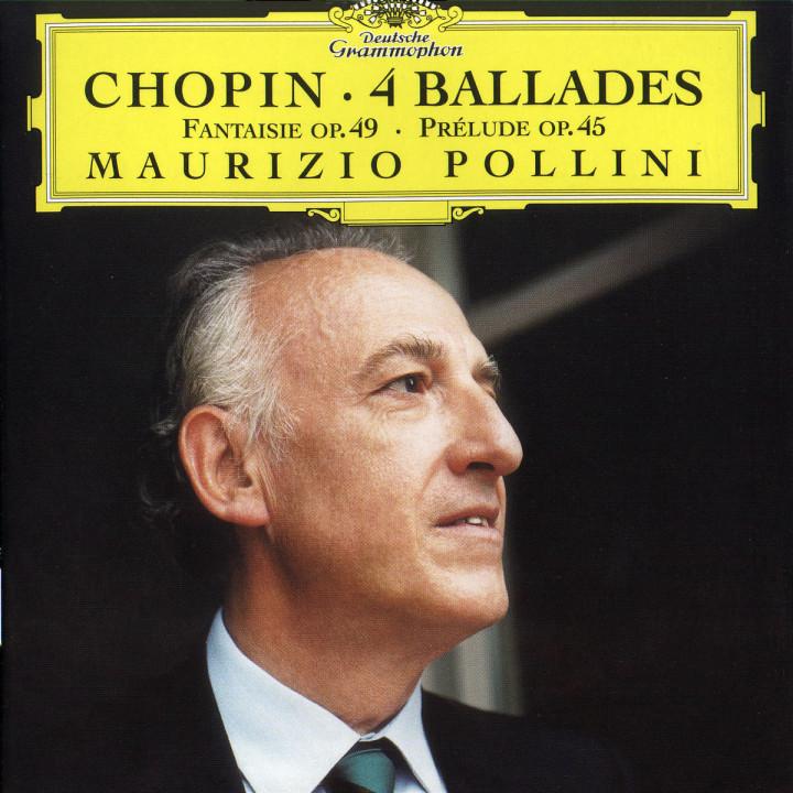 Chopin: Ballades Nos.1-4 0028945968326