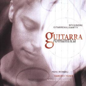 Pepe Romero, Guitarra Romantica - Spanische Gitarrenmusik, 00028946512623
