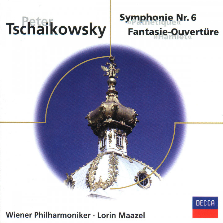 """Sinfonie Nr. 6 h-moll op. 74 """"Pathétique""""; Fantasie-Ouvertüre """"Hamlet"""" op. 67 0028946672529"""