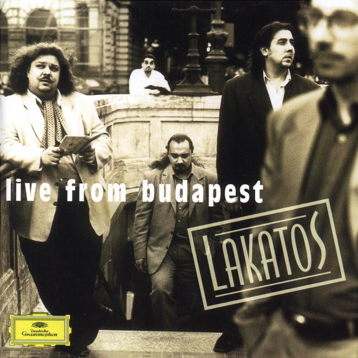 Lakatos - Live From Budapest 0028945964229