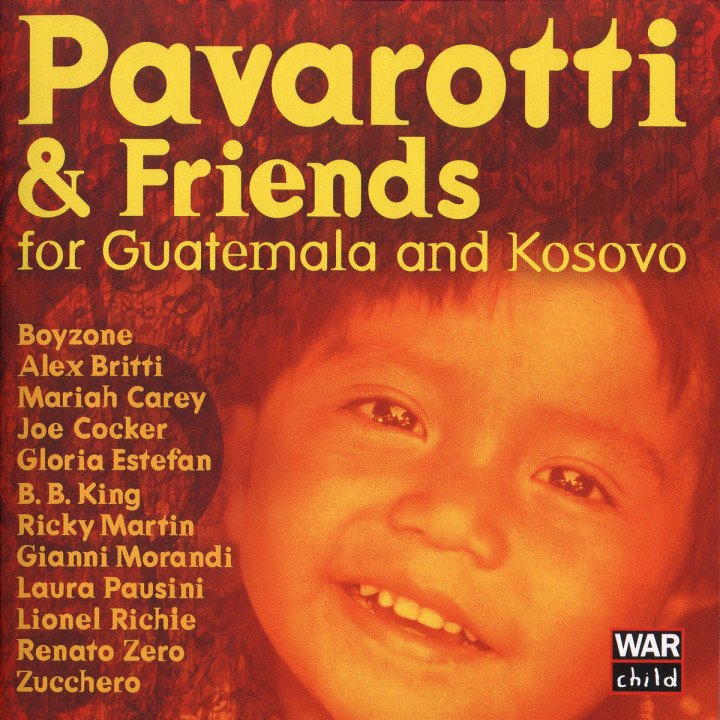 Pavarotti & Friends For The Children Of Guatemala And Kosovo 0028946660029