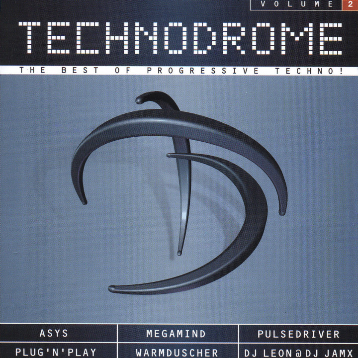 Technodrome (Vol. 2) 0731454501220