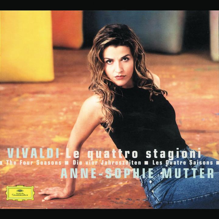 """Vivaldi: Le quattro stagioni / Tartini: Sonata in G minor """"Trillo del Diavolo"""" 0028946325926"""