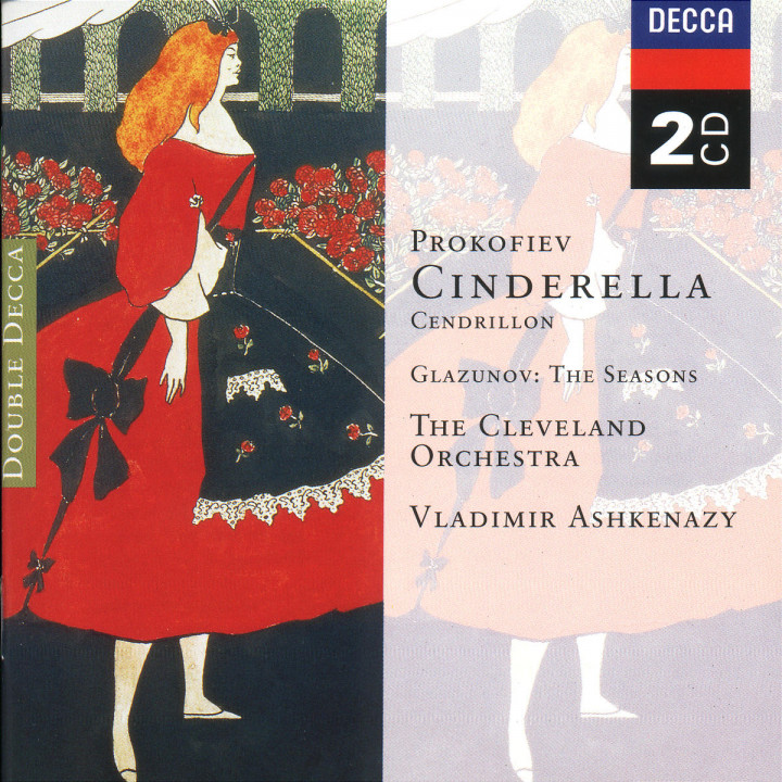 Prokofiev: Cinderella/Glazunov: The Seasons 0028945534927