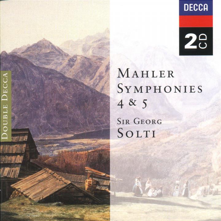 Mahler: Symphonies Nos.4 & 5 0028945838326