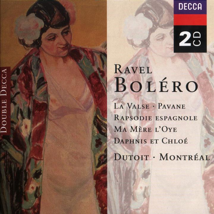 Boléro; La Valse; Pavane; Ma Mère L'Oye 0028946021424
