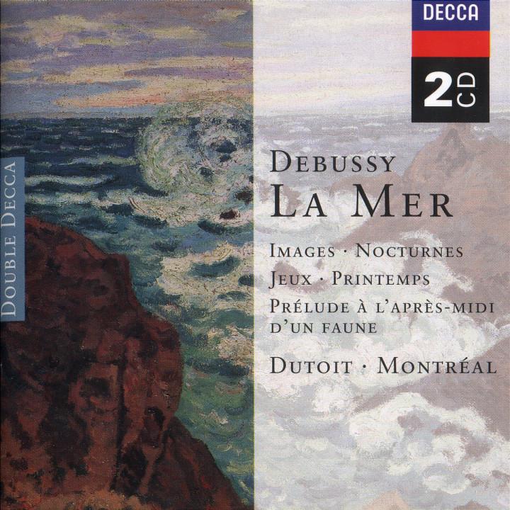 La Mer; Images; Nocturnes 0028946021723