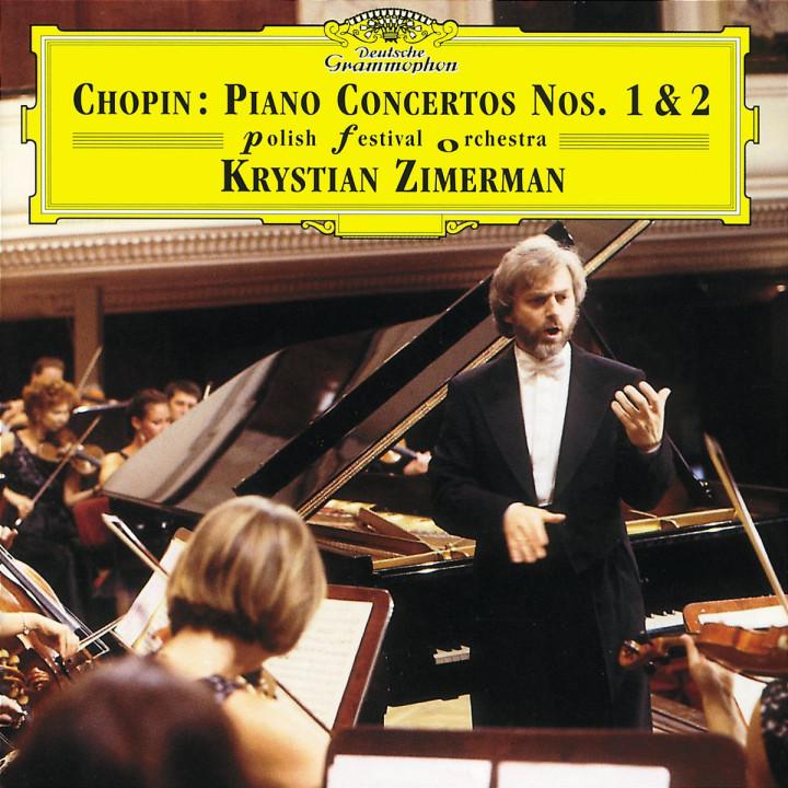 Chopin: Piano Concertos Nos.1 & 2 0028945968429