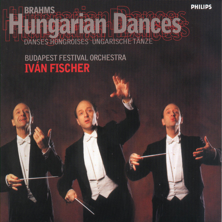Brahms: Hungarian Dances 0028946258927