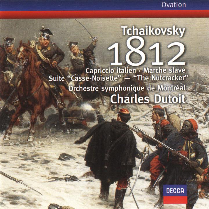 Tchaikovsky: 1812 Overture; Capriccio Italien; Nutcracker Suite etc. 0028946641921