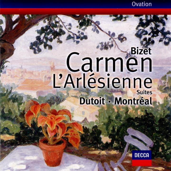 Bizet: Carmen Suites 1 & 2; L'Arlésienne Suites 1 & 2 0028946642128