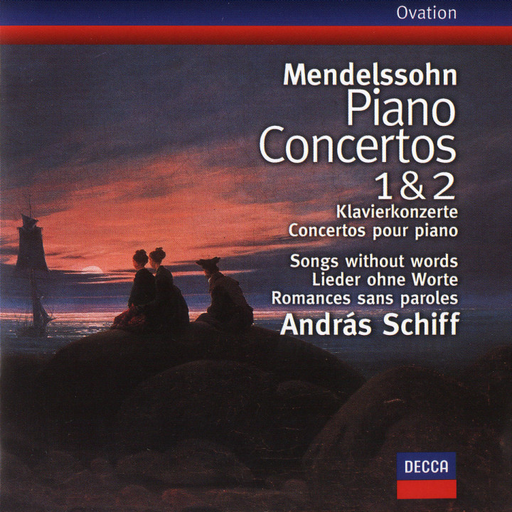Mendelssohn: Piano Concertos Nos.1 & 2; Songs without words 0028946642520