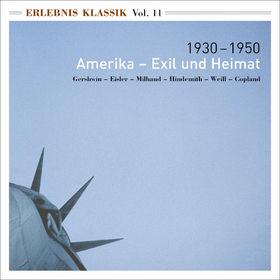 Paul Hindemith, Erlebnis Klassik (Vol. 11): 1930-1950; Amerika - Exil und Heimat, 00028946533123