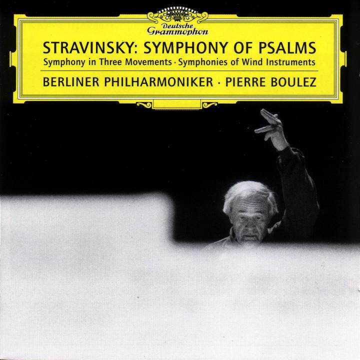 Sinfonie der Psalmen 0028945761626