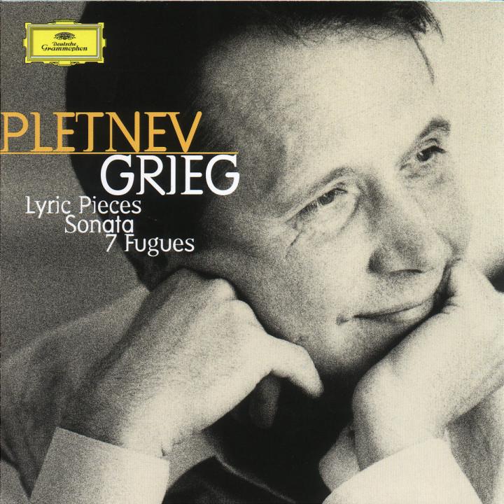 Grieg: Lyric Pieces; Sonata; Fugues 0028945967129