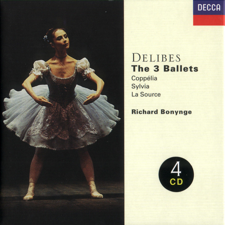 Delibes: The Three Ballets 0028946041822