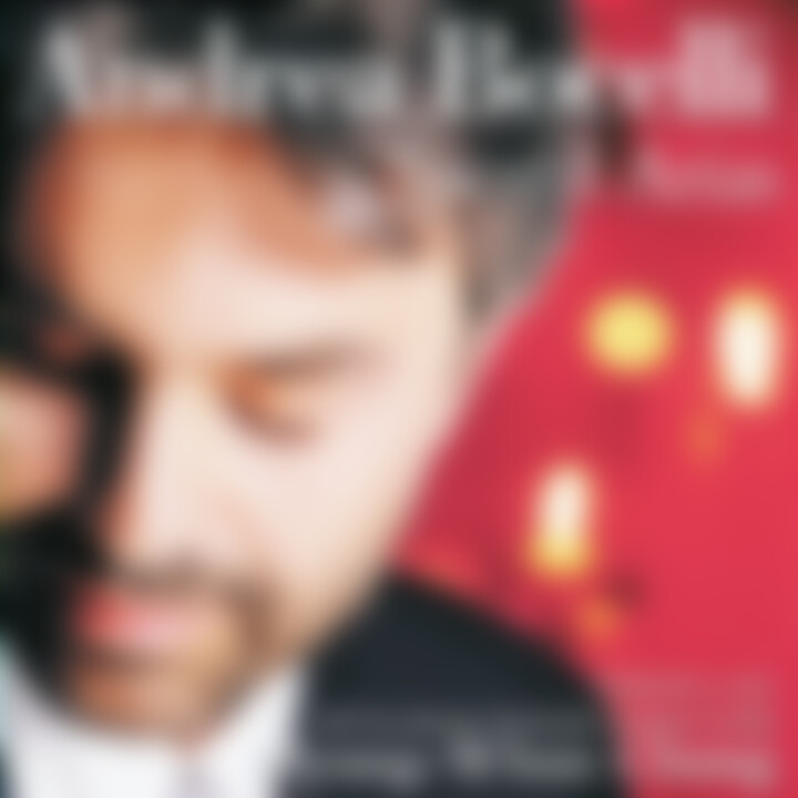 Andrea Bocelli - Sacred Arias 0028946260025