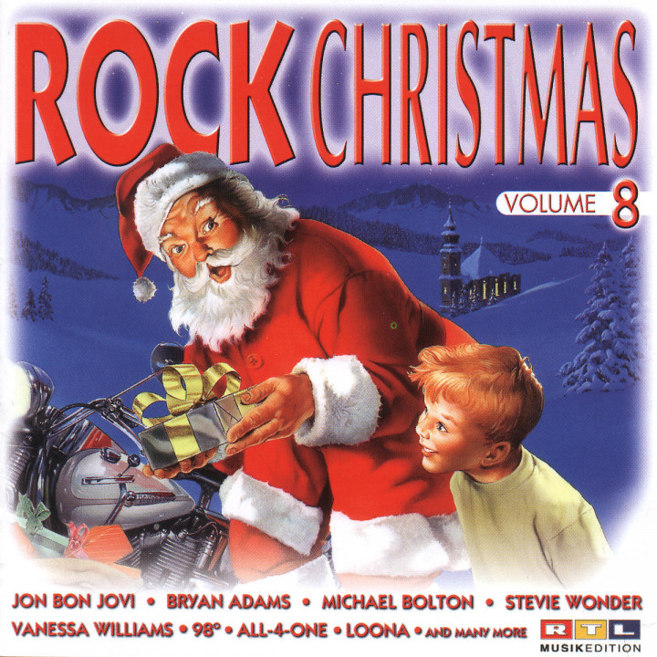 Rock Christmas (Vol. 8) 0731456460325