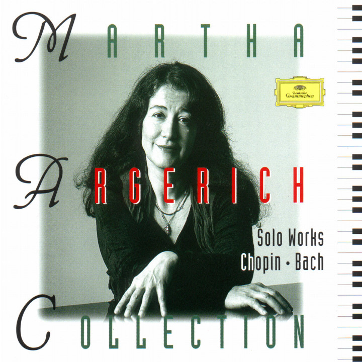 Martha Argerich - Works for Solo Piano 0028945357223