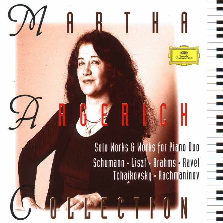 Martha Argerich - Solo Works & Works for Piano Duo 0028945357625