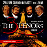 Edvard Grieg, The Three Tenors In Paris 1998, 00028946050026