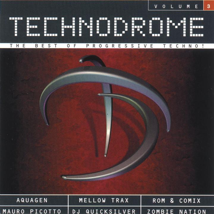 Technodrome (Vol. 3) 0731454530424