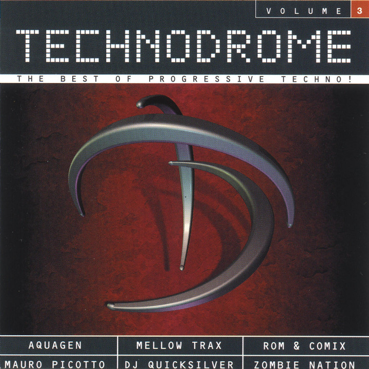 Technodrome (Vol. 3) 0731454530424