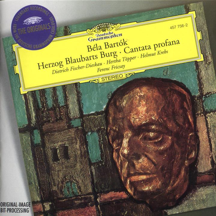 Bartok: Bluebeard's Castle; Cantata profana 0028945775623
