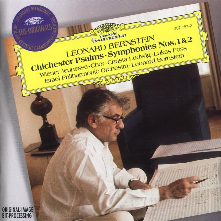Bernstein: Chichester Psalms; Symphonies Nos.1 & 2 0028945775726