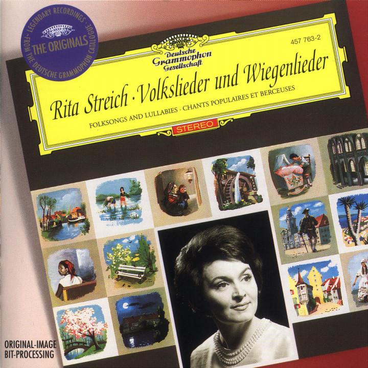 Rita Streich - Folksongs & Lullabies 0028945776325