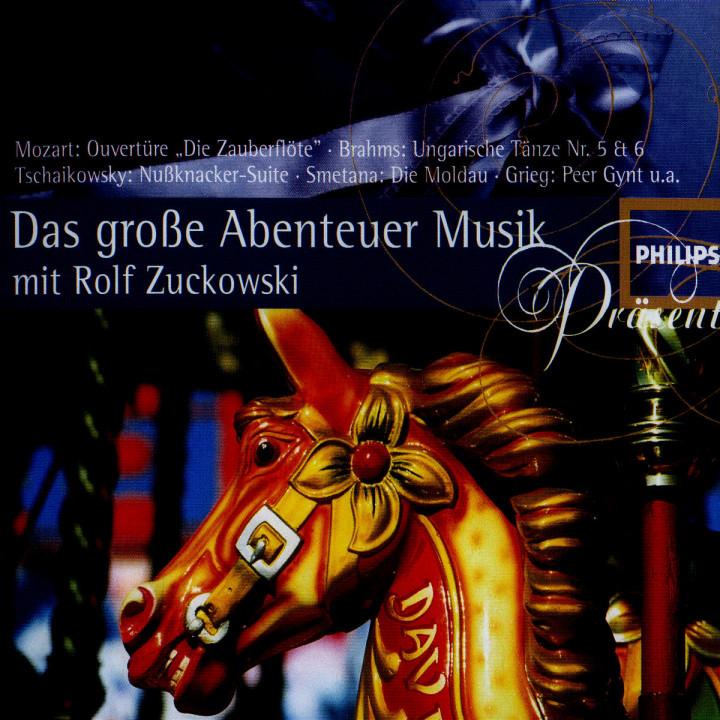 Das Grosse Abenteuer Musik Mit Rolf Zuckowski 0028946444726