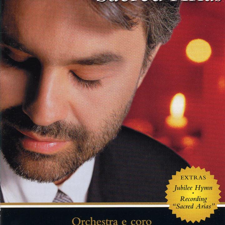 Andrea Bocelli - Sacred Arias 0044007510337