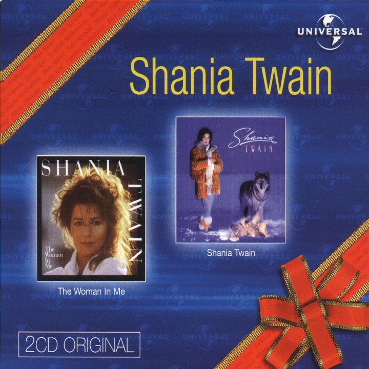 The Woman In Me - Shania Twain 0731454684527