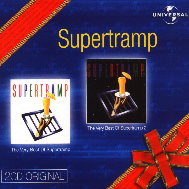 The Very Best Of Supertramp (Vol. 1 & 2) 94905337