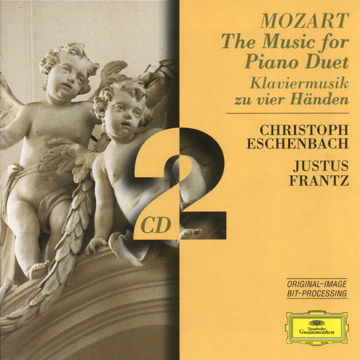 Mozart: The Music for Piano Duet 0028945947525