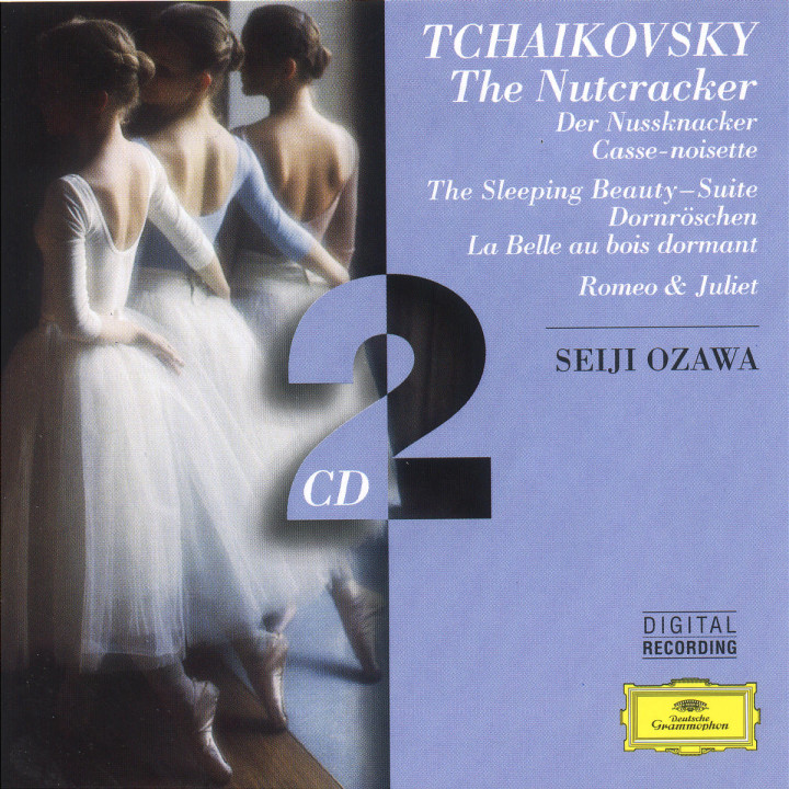 Tchaikovsky: The Nutcracker / The Sleeping Beauty / Romeo and Juliet 0028945947824