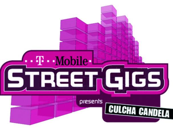 Culcha Candela, T-Mobile Street Gigs mit Culcha Candela am 29. Oktober in Frankfurt/M.
